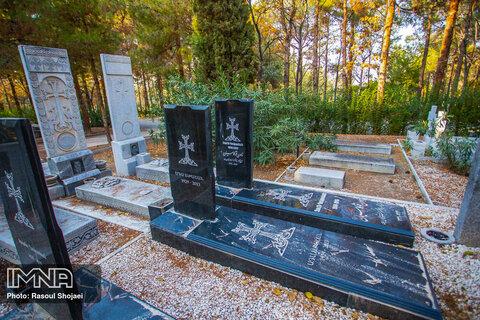 قبرستان ارامنه اصفهان