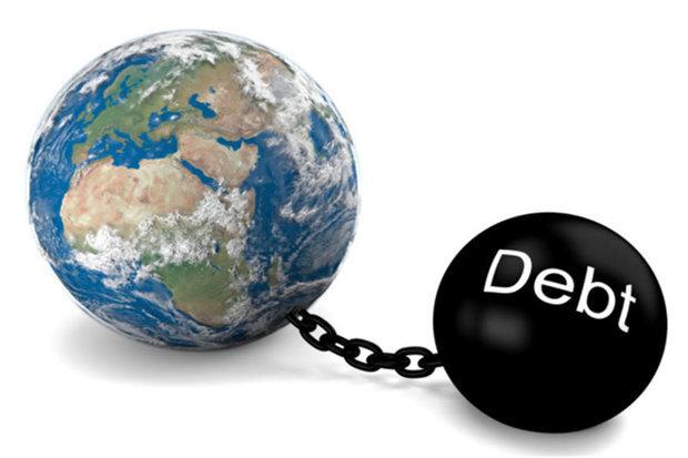 بحران آینده جهانی، تنش در کشورهای بدهکار است