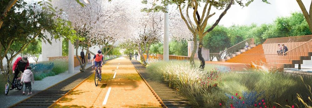پارک خطی تایوان جایگزین راهآهن متروکه
