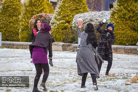 امواج بارشی جدید در راه استان اصفهان