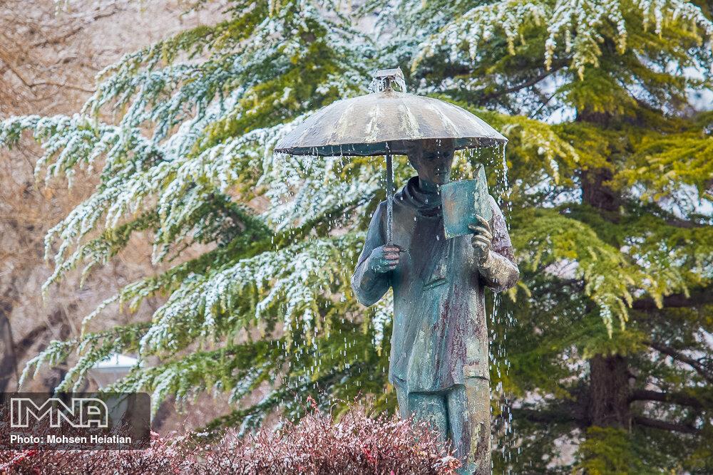 برف و باران در راه است