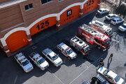 ایستگاه آتشنشانی شماره ۴ گنبدکاووس افتتاح میشود