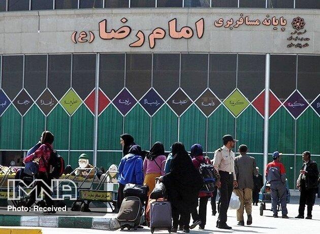 کاهش ورود مسافر به شهر مشهد/وجود ۸۰ هزار طرح نیمه تمام در کشور