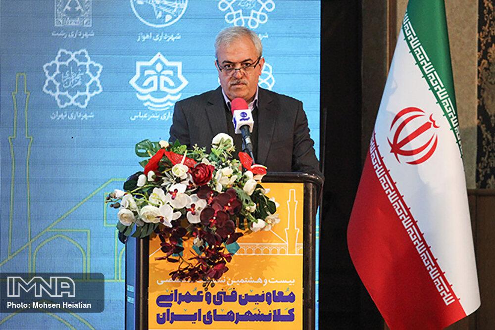 اجرای ۳۳۰ پروژه عمرانی در اصفهان/تخصیص هزار میلیارد تومان اعتبار برای خط دو قطارشهری