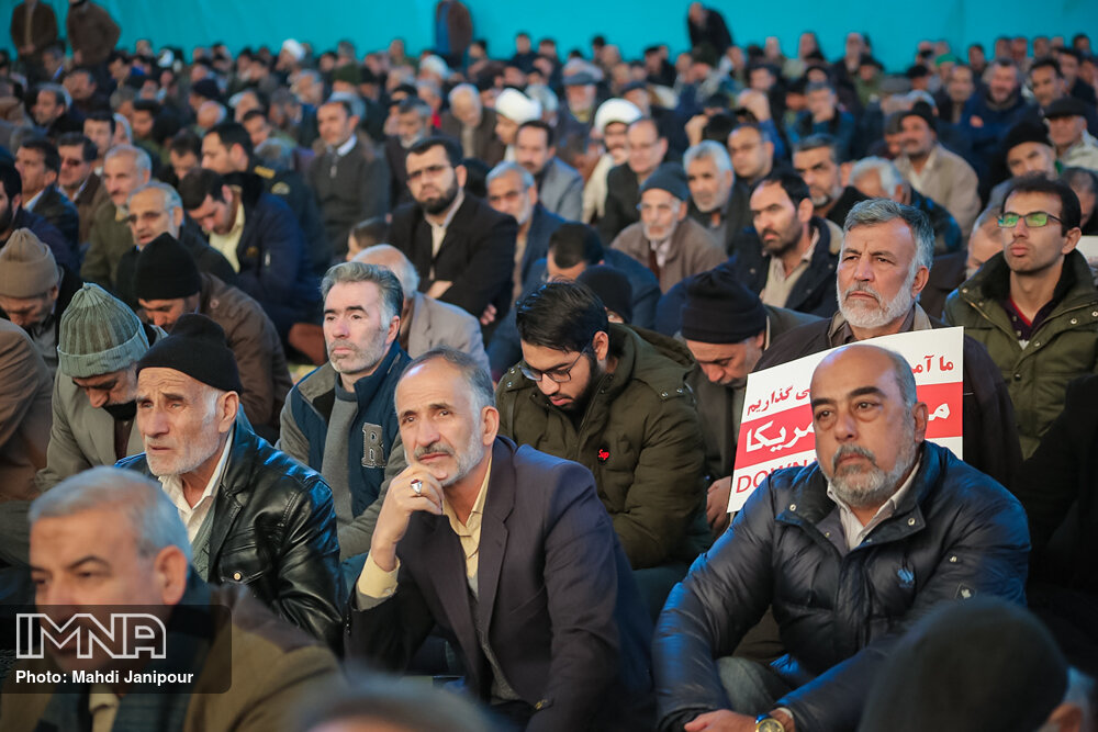 گزیده نماز جمعه شهرستانهای اصفهان