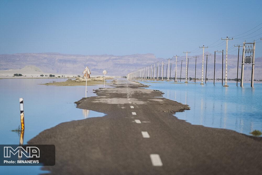 سیلاب های اصفهان خسارتی نداشت