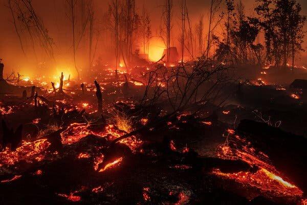 آتشسوزی مرموز در شوشتر