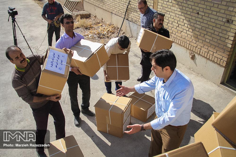ارسال نخستین محموله کمکهای ستاد اجرایی فرمان امام به مناطق سیل زده جنوب کشور
