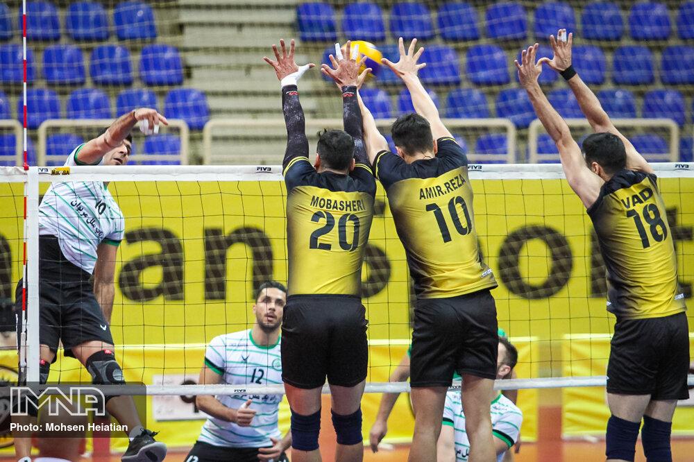 برگزاری مسابقات آسیایی والیبال جوانان در سالن ۲۵ آبان