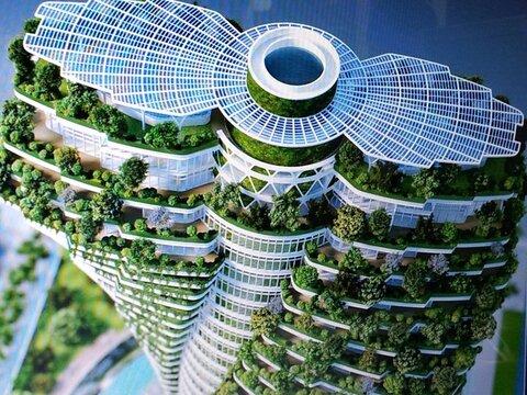 برترین پروژههای معماری جهان + عکس