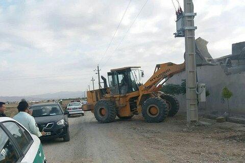 خلأ قانونی برخورد با متخلفان ساخت و سازهای شهری رفع شود