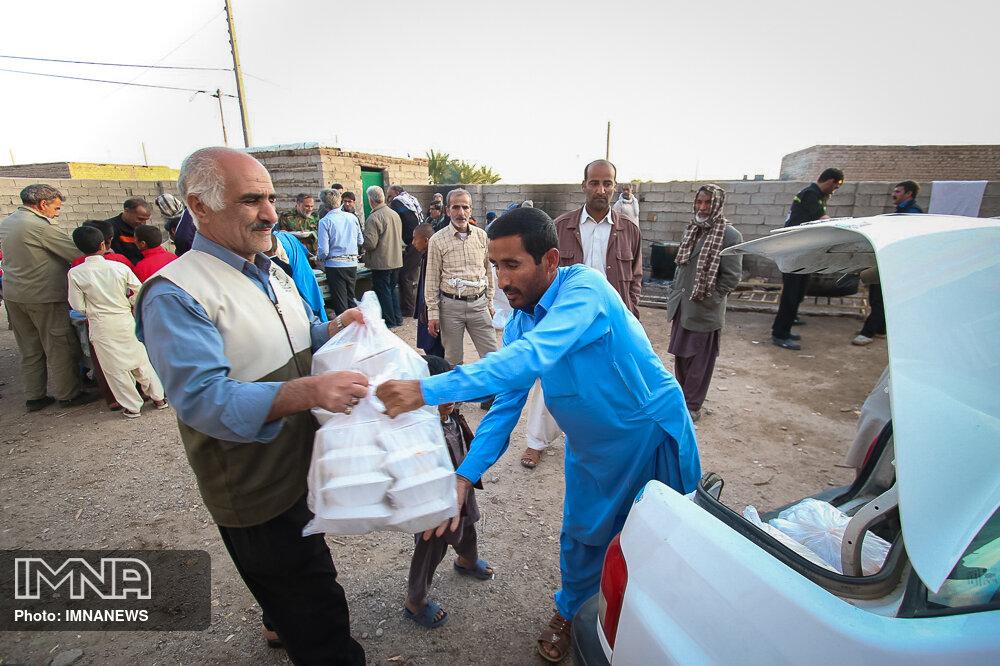 کمک ۳۵۰ میلیون تومانی هلالاحمر قم به سیلزدگان
