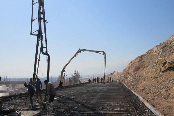 پیشرفت ۴۰ درصدی پروژه احداث تقاطع قدس در بندرعباس