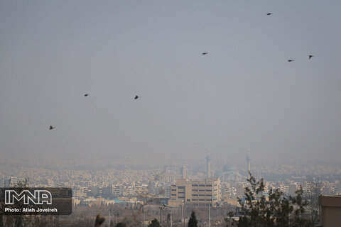 Air pollution in Isfahan