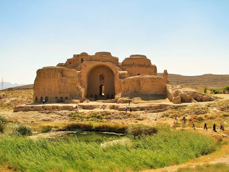 Palace of Ardashir-e Babakan