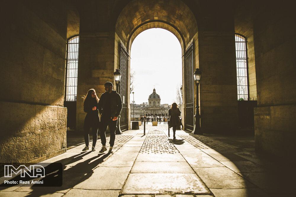 پرسه در پاریس