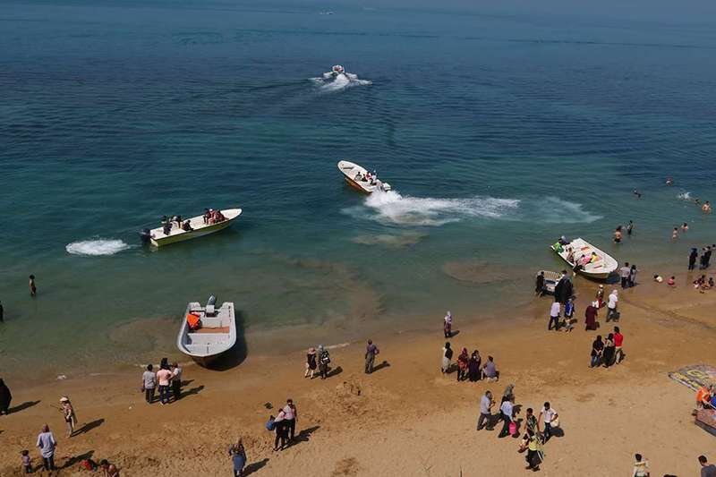 اجرای طرح سالمسازی سواحل کلاچای