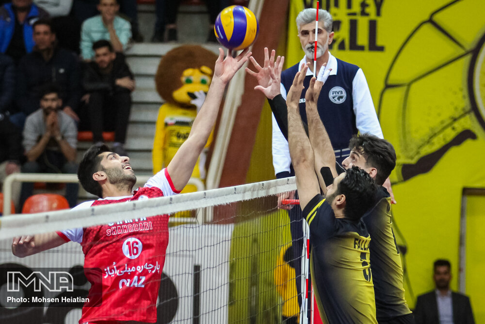 اعضای کمیته داوران فدراسیون والیبال مشخص شدند
