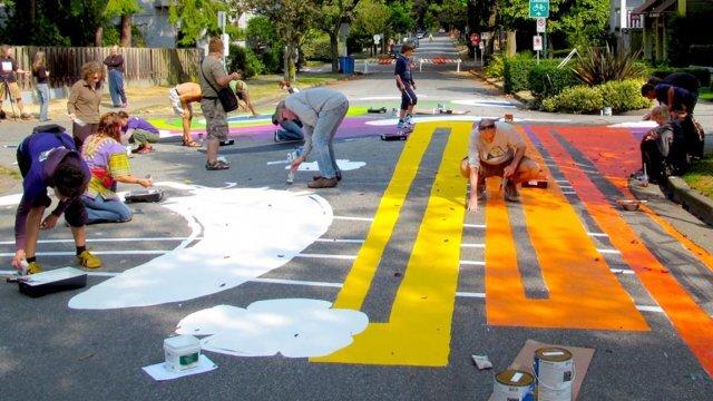 بازطراحی خیابانها برای نجات شهرها در پساکرونا