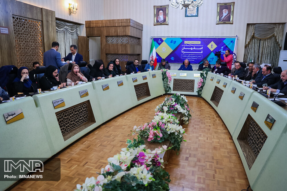 دغدغه های افراد دارای معلولیت در دیدار با شهردار اصفهان