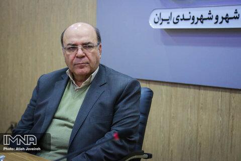 غلامحسین عسکری، رییس سازمان نظام مهندسی ساختمان اصفهان