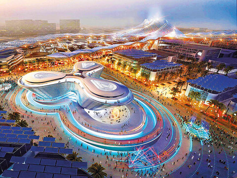 Developing Iran's tourism industry by attending Expo 2020 Dubai