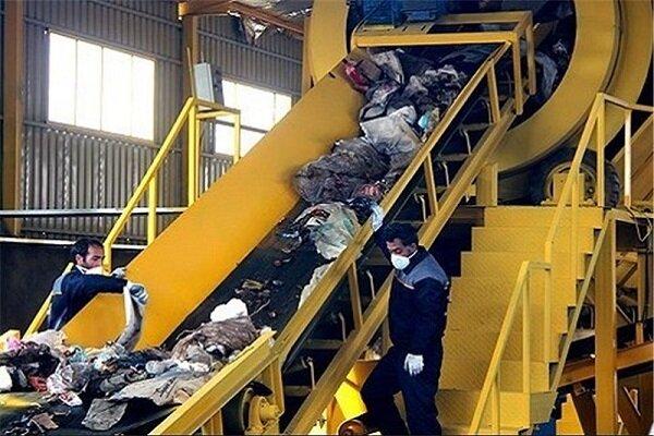 فاز نخست احداث کارخانه کمپوست لنگرود به پایان رسید
