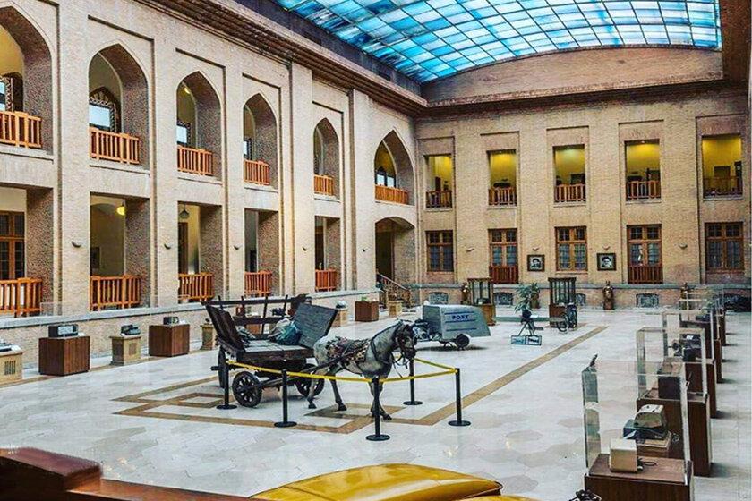 امکان بازدید مجازی از موزه های تهران در تعطیلات نوروز فراهم شد