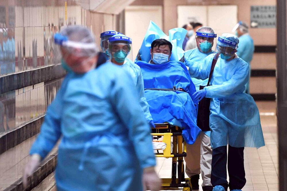 توقف روند ابتلا به کرونا در چین یک پیروزی بزرگ است