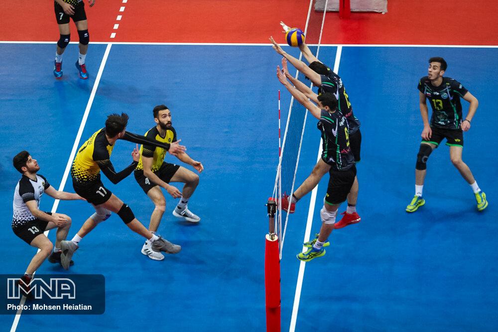 رنکینگ جهانی والیبال منتشر شد/ ایران همچنان هشتم است