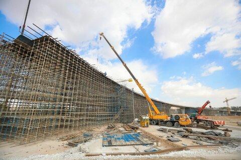 اجرای ۷۶.۳ درصد پلسازی پروژه سردار شهید سلیمانی