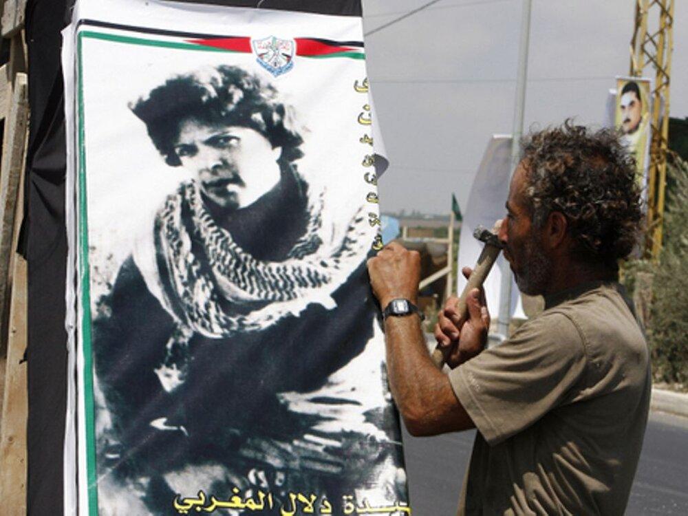 مردی که روی ملحفههای زندان اسرائیل نقاشی میکرد