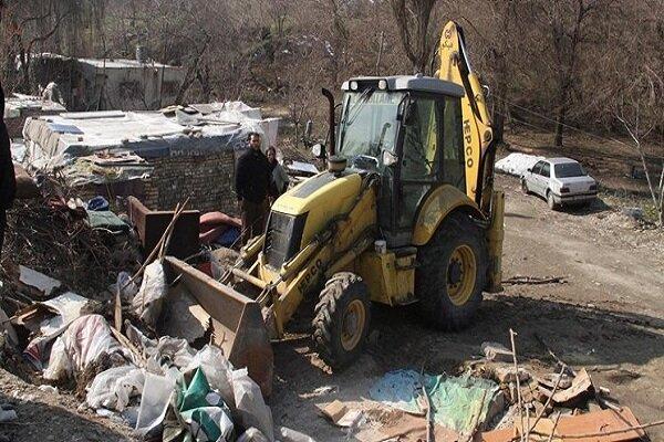 فوت یک زن کپرنشین پس از تخریب کپر/تخصیص اعتبار ۸۲ میلیاردی به شهرداری خرم آباد