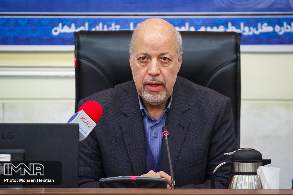 نامه استاندار اصفهان به نهادهای کشوری برای بازگشت محدودیتها