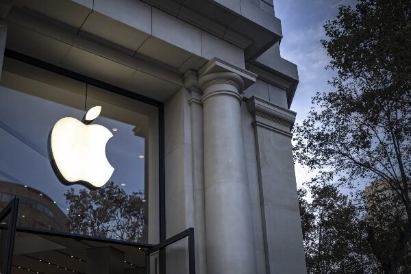 سهام اپل پس از رونمایی از محصولات جدید فرو ریخت