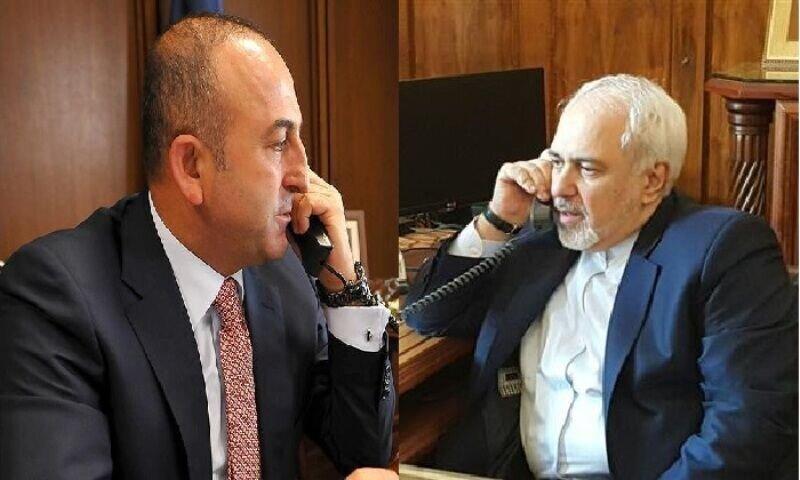 تاکید ایران و ترکیه بر موضعگیری جهان اسلام در برابر فروش فلسطین
