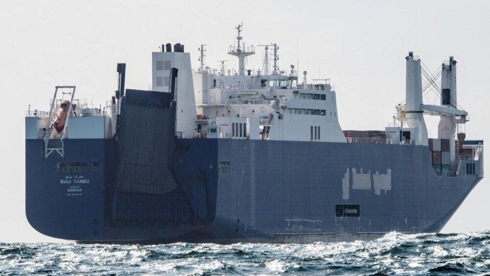 حادثه برای کشتی رژیم صهیونیستی در دریای عرب