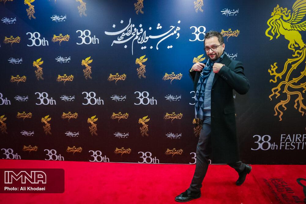 حال و هوای جشنواره فیلم فجر اصفهان