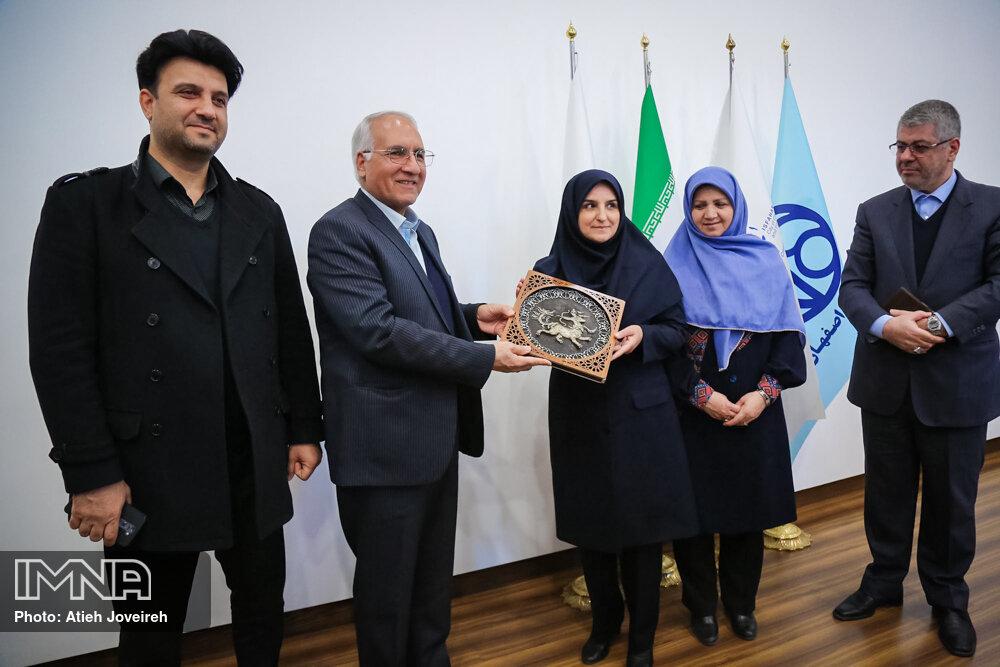 دیدار سفیر ایران در دانمارک با شهردار اصفهان
