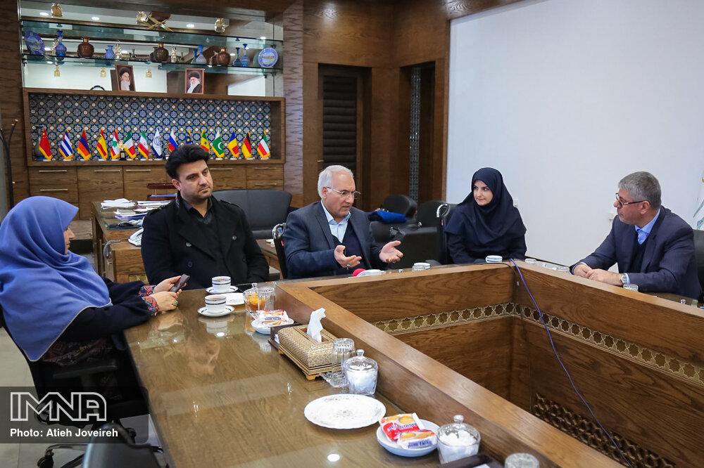 Isfahan, Denmark to get closer