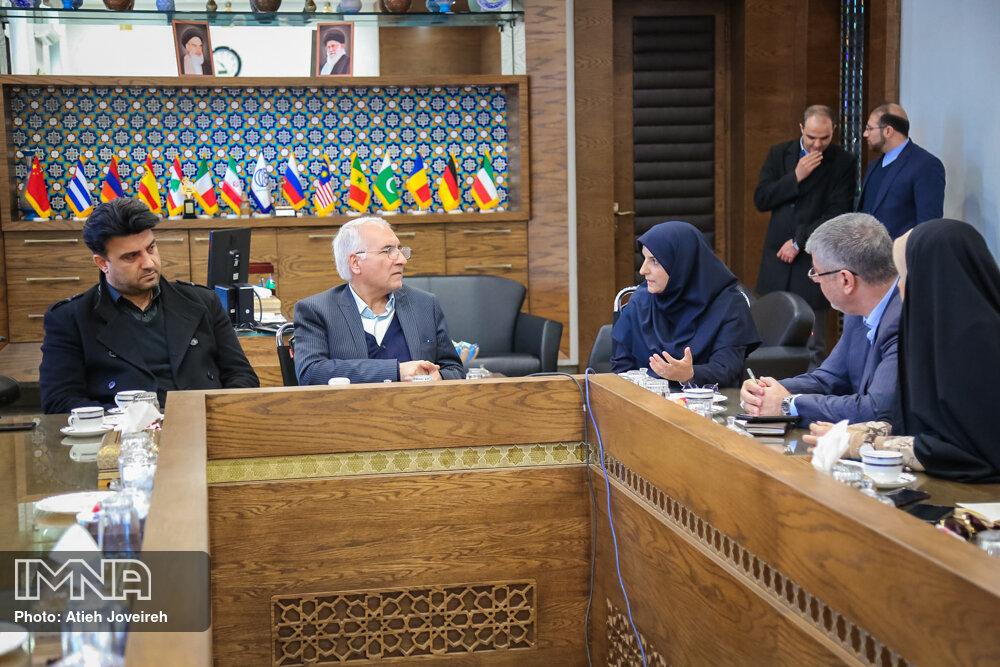افزایش مراودات فرهنگی و گردشگری بین اصفهان و دانمارک