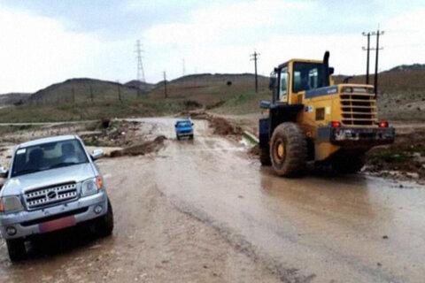 محورهای کوهستانی مخاطره سقوط بهمن دارد