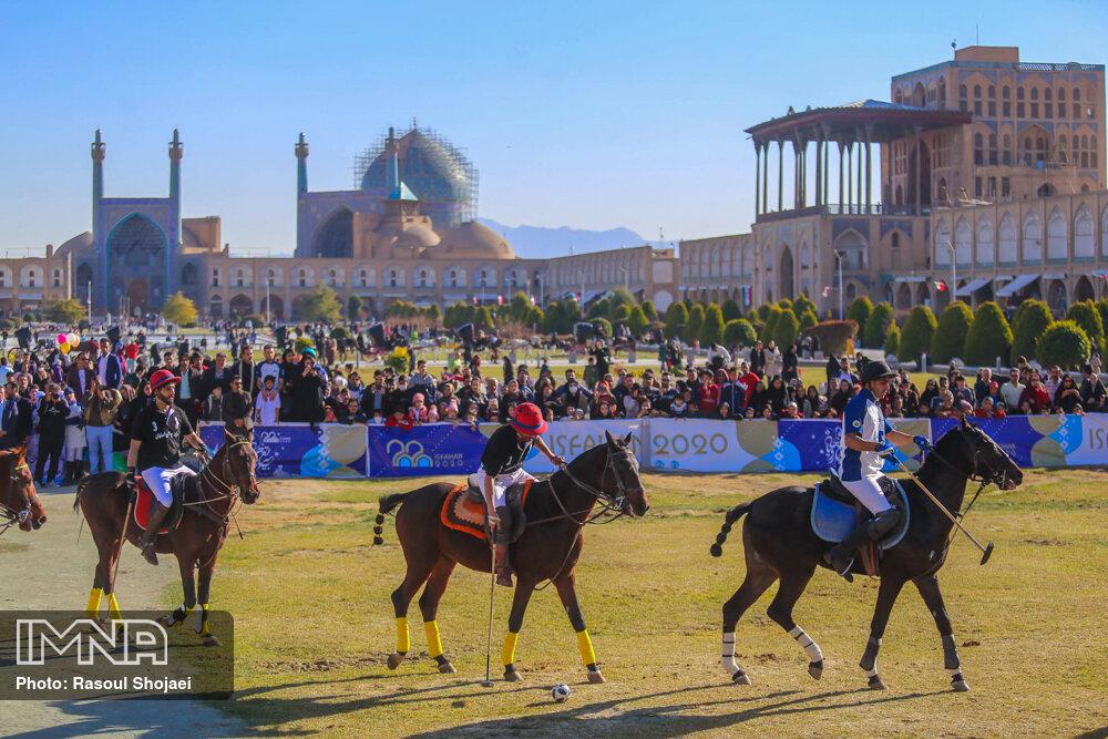 مسابقات چوگان جام سردار شهید سلیمانی