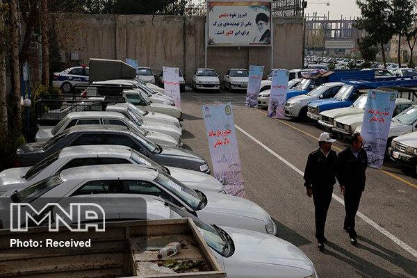 وصول جریمه ۲.۸ میلیاردی متهم قاچاق خودرو در خراسان جنوبی