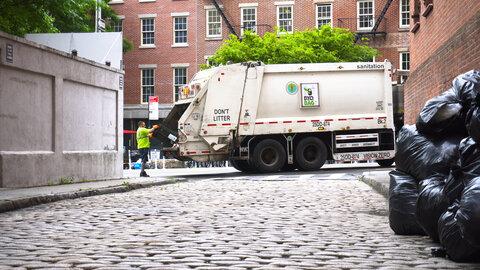 تفکیک زبالههای آلی از مبدا در پرتغال الزامی میشود