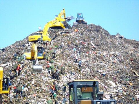 کاهش تولید و انباشت زباله در سرخرود