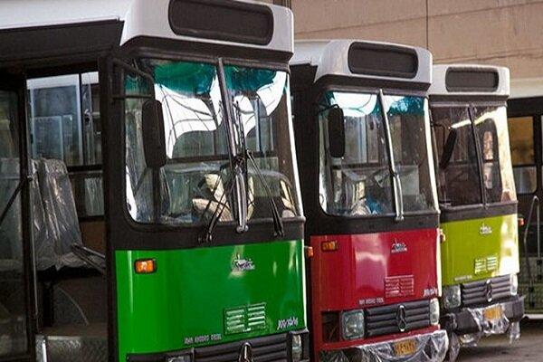 مینیبوسهای ساخت داخل در راه خطوط اتوبوسرانی تهران