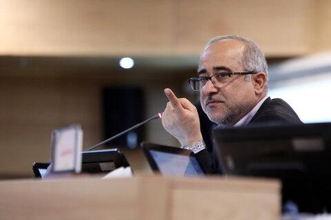 توضیحات حیدری در خصوص ریاست شهردار مشهد بر فدراسیون فوتبال