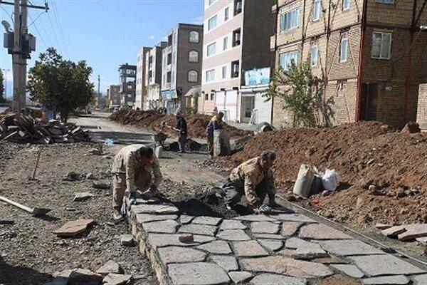 توسعه عمران شهری سنندج با احداث پیادهراه فردوسی