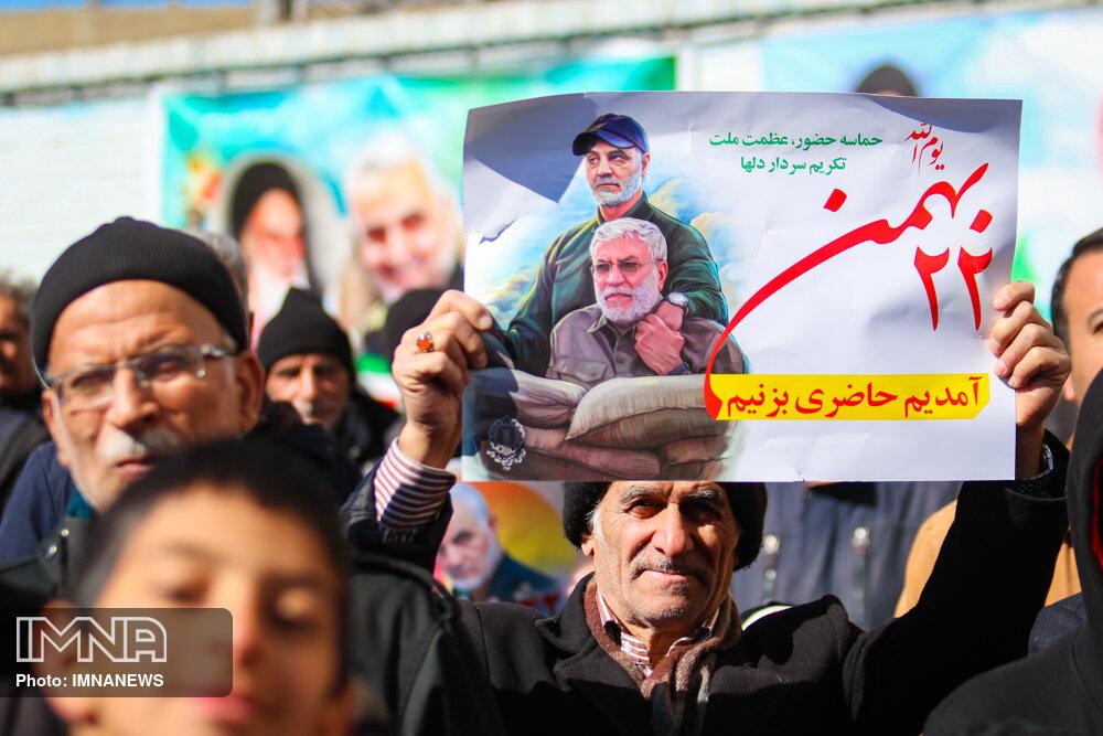 محدودیتهای ترافیکی رژه خودرویی و موتوری راهپیمایی ۲۲ بهمن